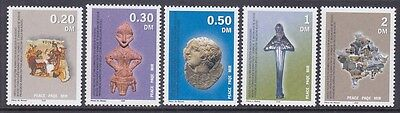 Kosovo 1-5 MNH 2000 Peace in Kosovo 1st Set Very Fine