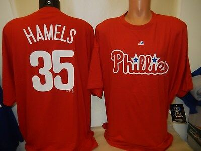 23c5e001bcb 8906 Mens Philadelphia Phillies COLE HAMELS