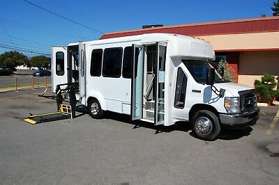 Very Nice Handicap Accessible Wheelchair Lift Equipped Mini Bus...unit# 5629Ht