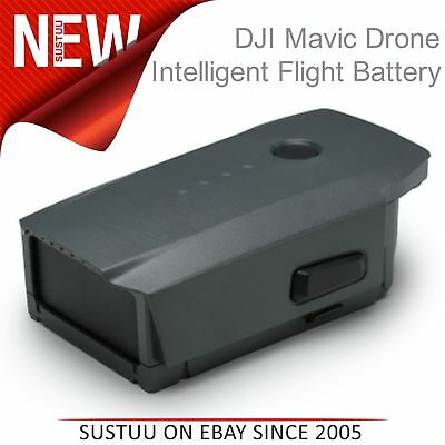 DJI Mavic Drone Intelligent Flight Battery│Discharge Protected│Grey│CP.PT.000587