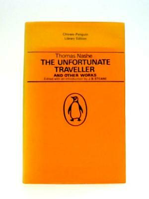 The Unfortunate Traveller and Other Works Thomas Nashe 1972 Book 54687