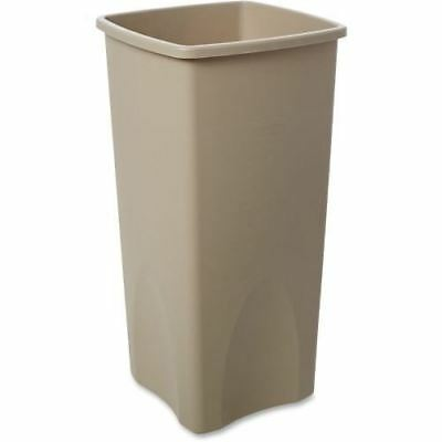 Rubbermaid Commercial 3569-88 Untouchable Square Container 356988BEIG