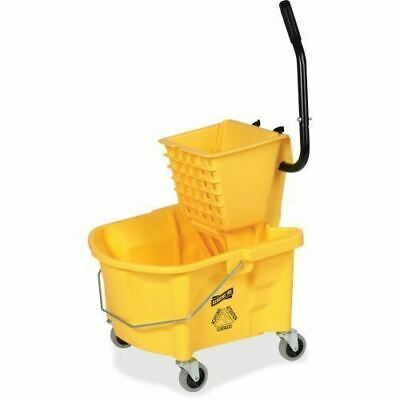 Genuine Joe Splash Guard Mop Bucket/Wringer 60466