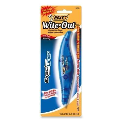 Wite-Out Exact Liner Correction Tape Pen WOELP11