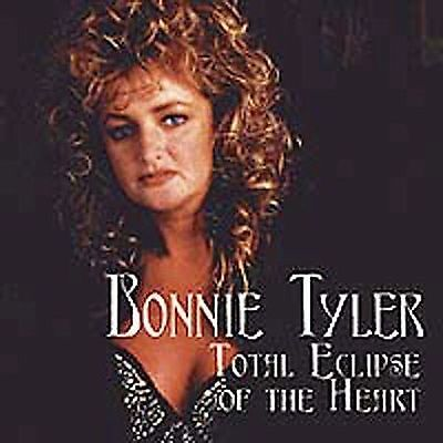 """Bonnie Tyler, Cd """"total Eclipse Of The Heart"""" New Sealed"""