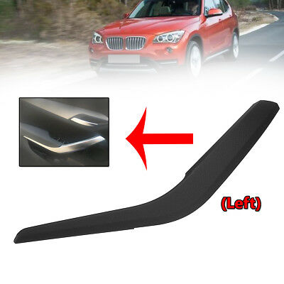 For BMW X1 E84 2010-2016 Black Left Side Inner Door Panel Handle Pull Trim Cover
