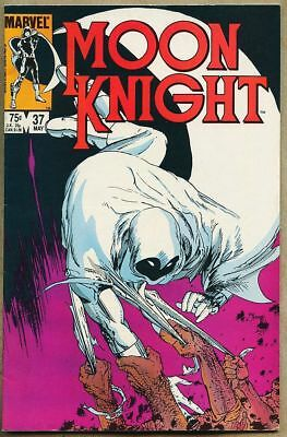 Moon Knight #37-1984 fn/vf 7.0 Mike Kaluta Bo Hampton 2nd to last issue