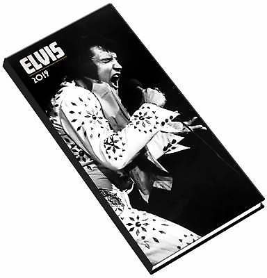Elvis Presley Official Slim Diary 2019 Entertainment Week To View