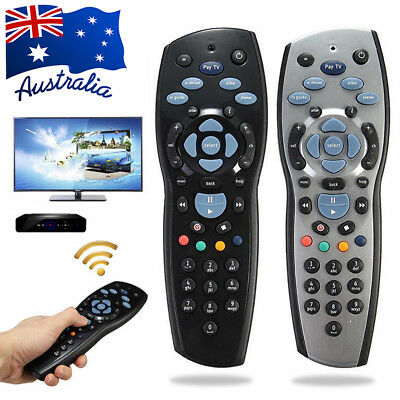 Aussie Foxtel Replacement Remote Control For Foxtel Mystar HD PayTV IQ1 IQ2 IQ3