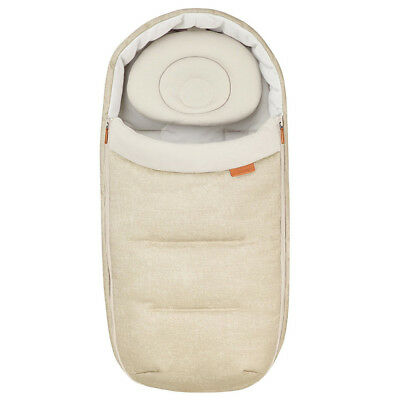 Brand New Maxi Cosi Pushchair/Stroller Footmuff/Cocoon in Nomad Sand RRP£49.00