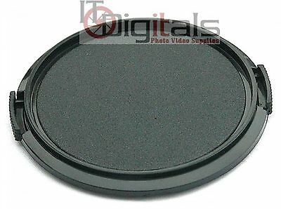 5x 49mm Snap-on Front Lens Cap Cover Fits Filter Ring 49 mm U&S