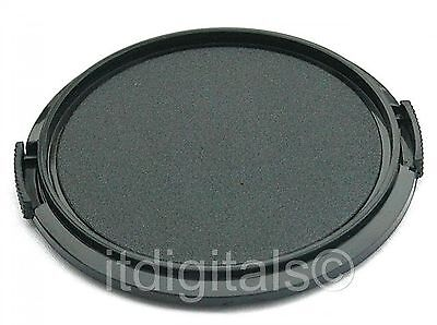 72mm Snap-on Front Lens Cap Cover Fits Filter Hood Adapter Ring 72 mm U&S