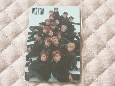 NCT - NCT 2018 Album EMPATHY Dream Ver. Photocard KPOP