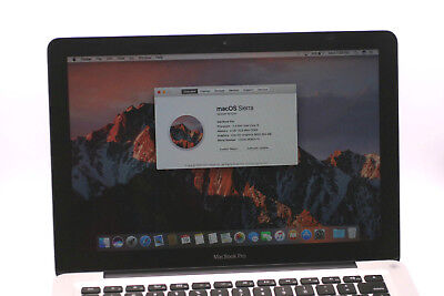 Apple Macbook Pro MD313LL/A 13.3'' 500GB 4GB 2.4Ghz Intel Core i5 A1278