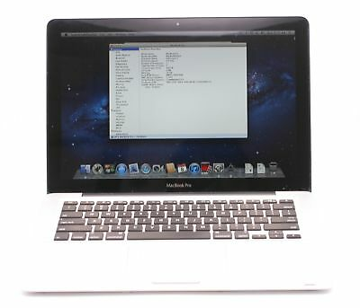 "Apple MacBook Pro 13.3"" Mid 2012 Laptop 2.5GHz Core i5 16GB 500GB MD101LL/A"