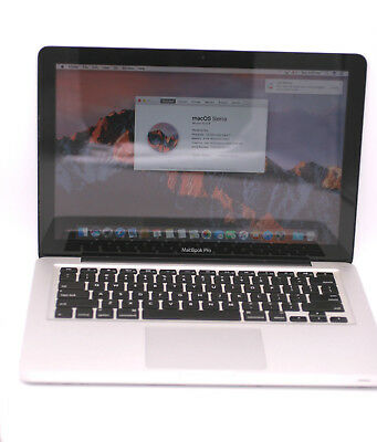 Apple Macbook Pro A1278 13.3in 759GB HHD 2.9Ghz Intel Core i7 8GB DDR3