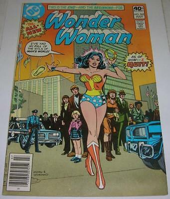WONDER WOMAN #269 (DC Comics 1980) Last Wally Wood art for DC? (FN)
