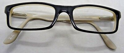 78771d356d Ray-Ban Youth s RB1517 3540 Tan   Black Eyeglass Frames See Condition Used