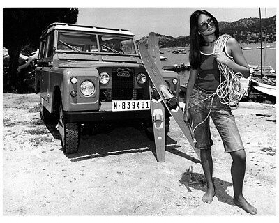 1972 Land Rover Santana Spain Factory Photo cb1538
