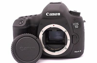 Canon EOS 5D Mark III 22.3MP Digital SLR Camera - (Body Only) Shutter Count:1503
