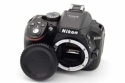 Nikon D5300 24.2 MP DSLR Camera w/ AF-S DX Nikkor 18-55mm f/3.5-5.6G VR II LENS