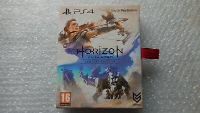 Horizon Zero Dawn Limited Edition PS4 Game for Sony PlayStation 4