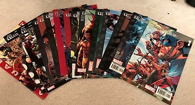 Marvel Comics - Ultimates 2 - 1-13, Annual 1,2 - VF+ - Mark Millar, Bryan Hitch