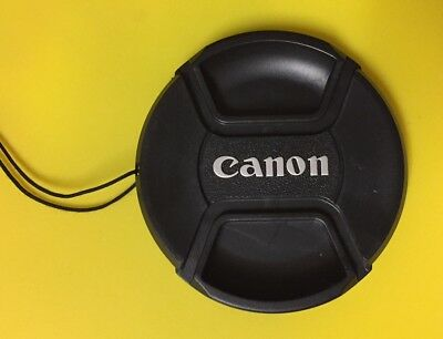 CANON LENS CAP 72mm+HOLDER to> CANON LENS EF-S 15-85mm,18-200mm f/3.5-5.6 IS