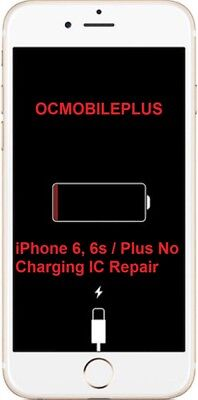 iPhone 6/iPhone 6S/Plus Charging IC No Charging Repair Service
