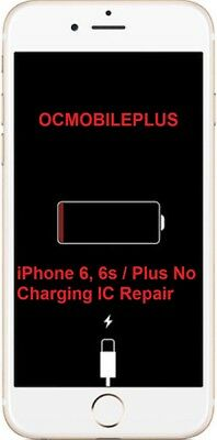 iPhone 6S, 6 / iPhone 6S, 6 Plus No Charging IC Tristar Repair Service