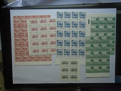 NEPAL  stamps various issues old recent  mint  large bundle several  pages