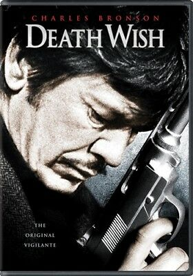 DEATH WISH Sealed New DVD Charles Bronson