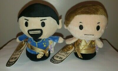 Hallmark Itty Bitty Bittys Captain Kirk & Mr. Spock Mirror Mirror Star Trek NWT