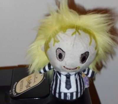 Hallmark Itty Bitty Bittys ~ BEETLEJUICE (Warner Bros) NWT ~ Plush Toy