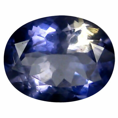 1.65 ct AAA Super-Excellent Oval Shape (9 x 7 mm) Iolite Natural Loose Gemstone