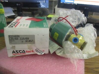 Asco / Red-Hat Model: 8320A90 Solenoid Valve. New Old Stock <