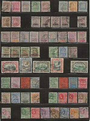 British Guiana  Used Collection  1876/1934 Between Sg 129 & Sg 298  Good/fine