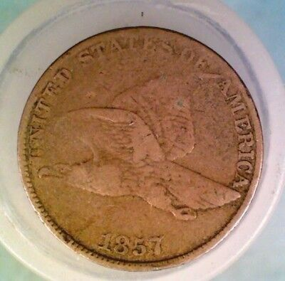 1857 Flying Eagle Cent Penny (002)