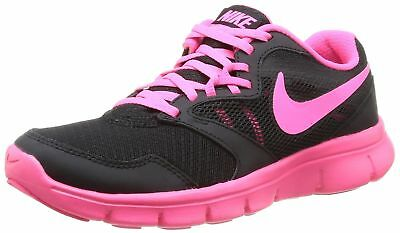 check out f148f d317a NIKE Flex Experience 3 Run Girls Running Shoes (5 M US Big Kid, Black