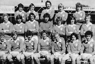 Wrexham Football Team Photo>1973-74 Season