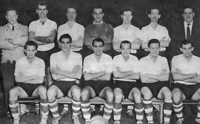 Sheffield Wednesday Football Team Photo>1960-61 Season