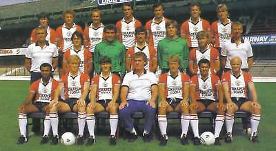 Southampton Football Team Photo>1984-85 Season