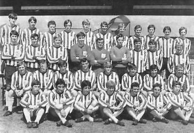 Sheffield United Football Team Photo>1970-71 Season