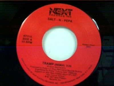 "Salt N Pepa ""tramp / Push It"" 45"