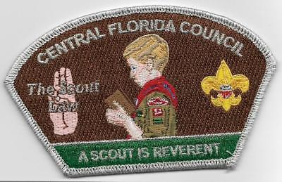 Miami Valley Council SA-57 2012 Friends of Scouting FOS Reverent CSP