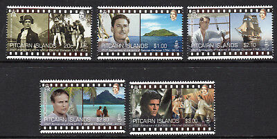 Pitcairn Islands 2014 Film Scenes set UM (MNH)