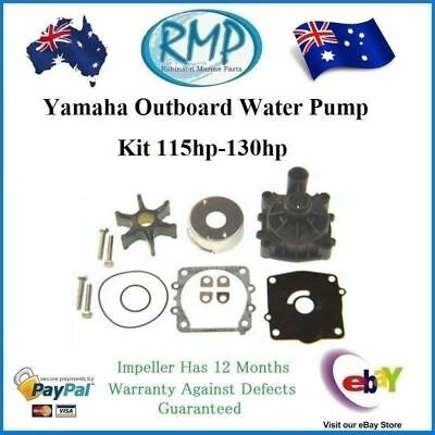 A Brand New Water Pump Kit Yamaha Outboards 115hp-130hp # R 6N6-W0078-00 +H