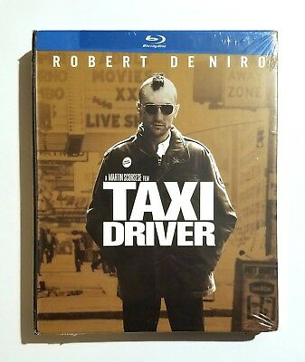 Taxi Driver (1976) Brand New Limited Edition Blu-ray Digibook De Niro, Scorsese