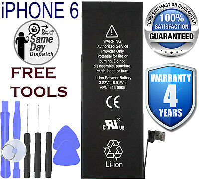 Brand New 1810mAh Li-ion Internal Battery Replacement for iPhone 6 6g 4.7