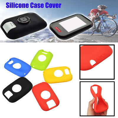 Silicone Case Cover For Polar V650 Cycling GPS Bike PC Computer All Colors